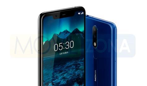 Nokia X5 cámaras