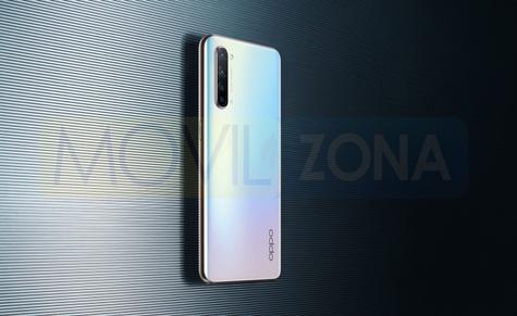 OPPO Find X2 Lite cámara