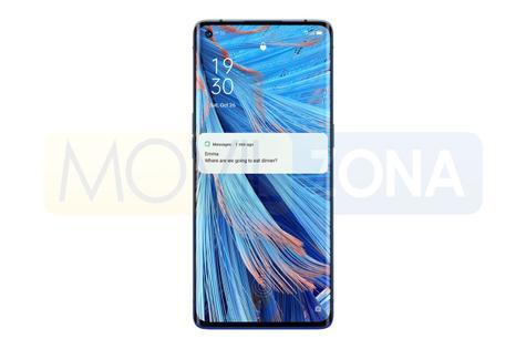 OPPO Find X2 NEO pantalla