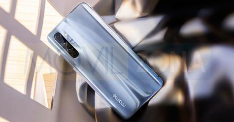 Realme X50 Pro Player Edition cámara
