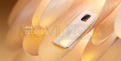 Redmi 10X 5G blanco