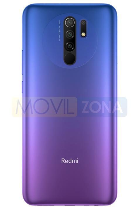 Redmi 9 cámara