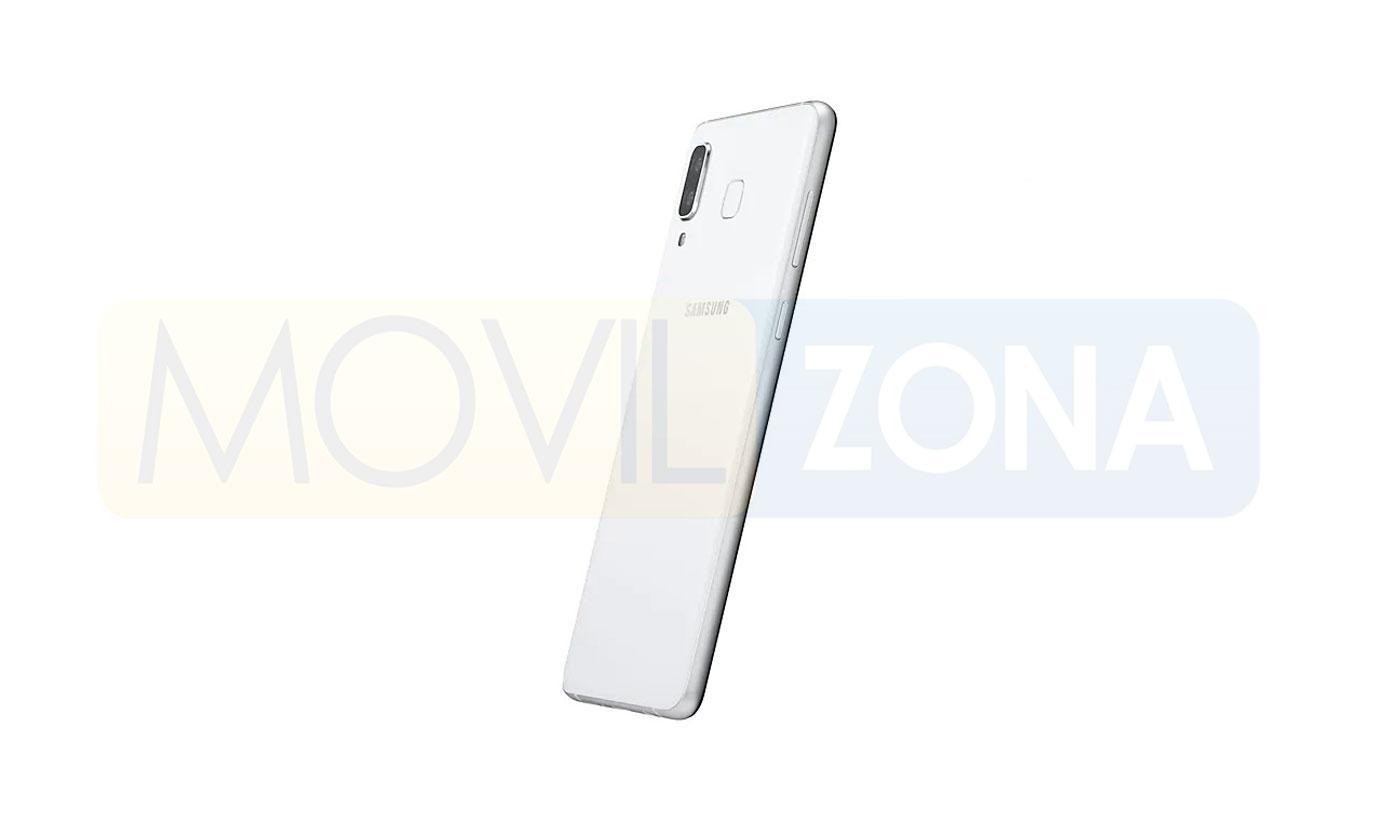 Samsung Galaxy A8 Star trasera