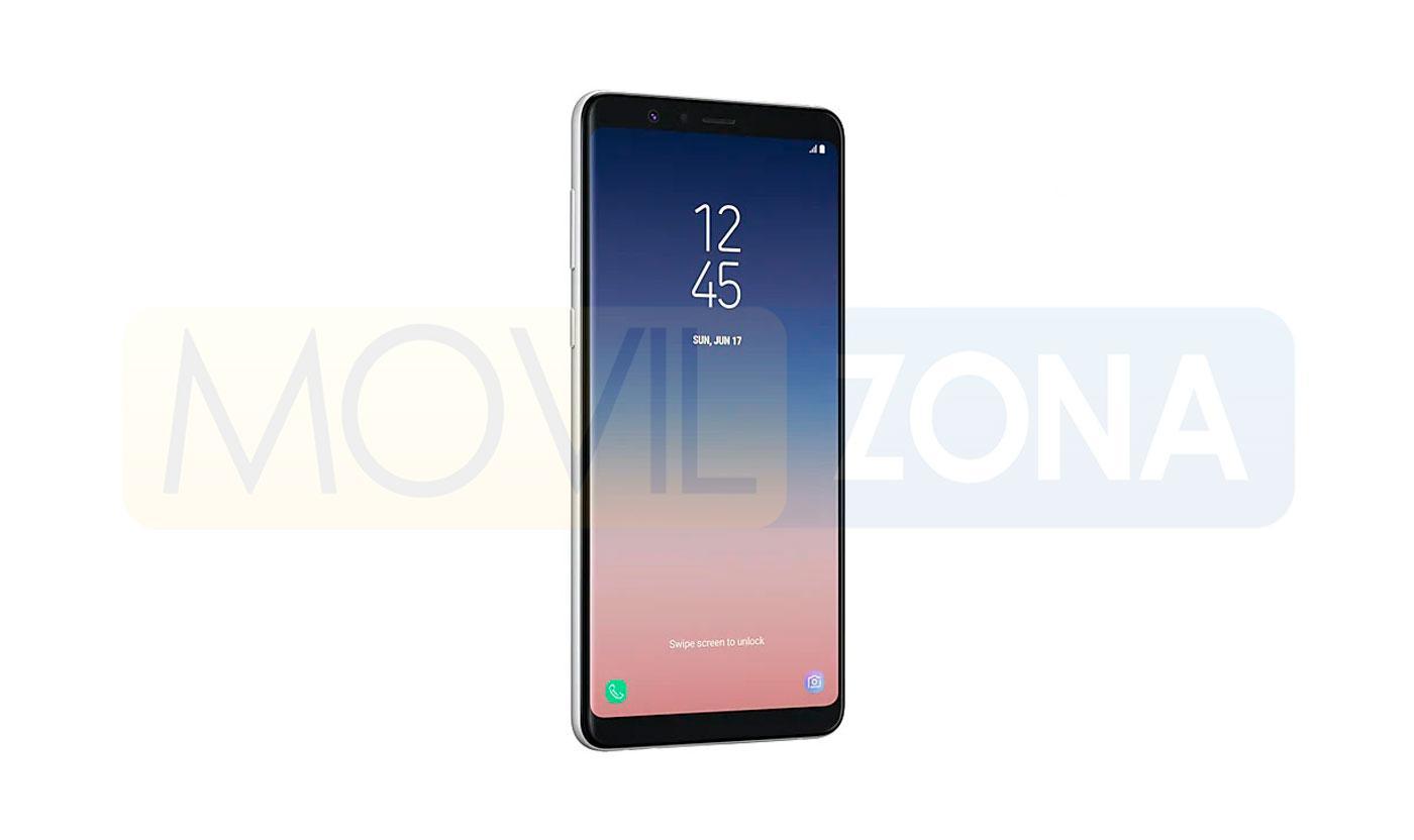 Samsung Galaxy A8 Star pantalla