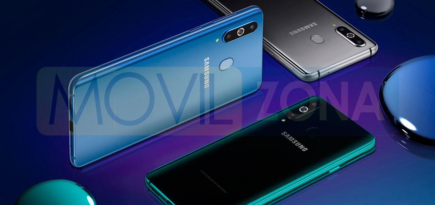 Samsung Galaxy A9 Pro diseño