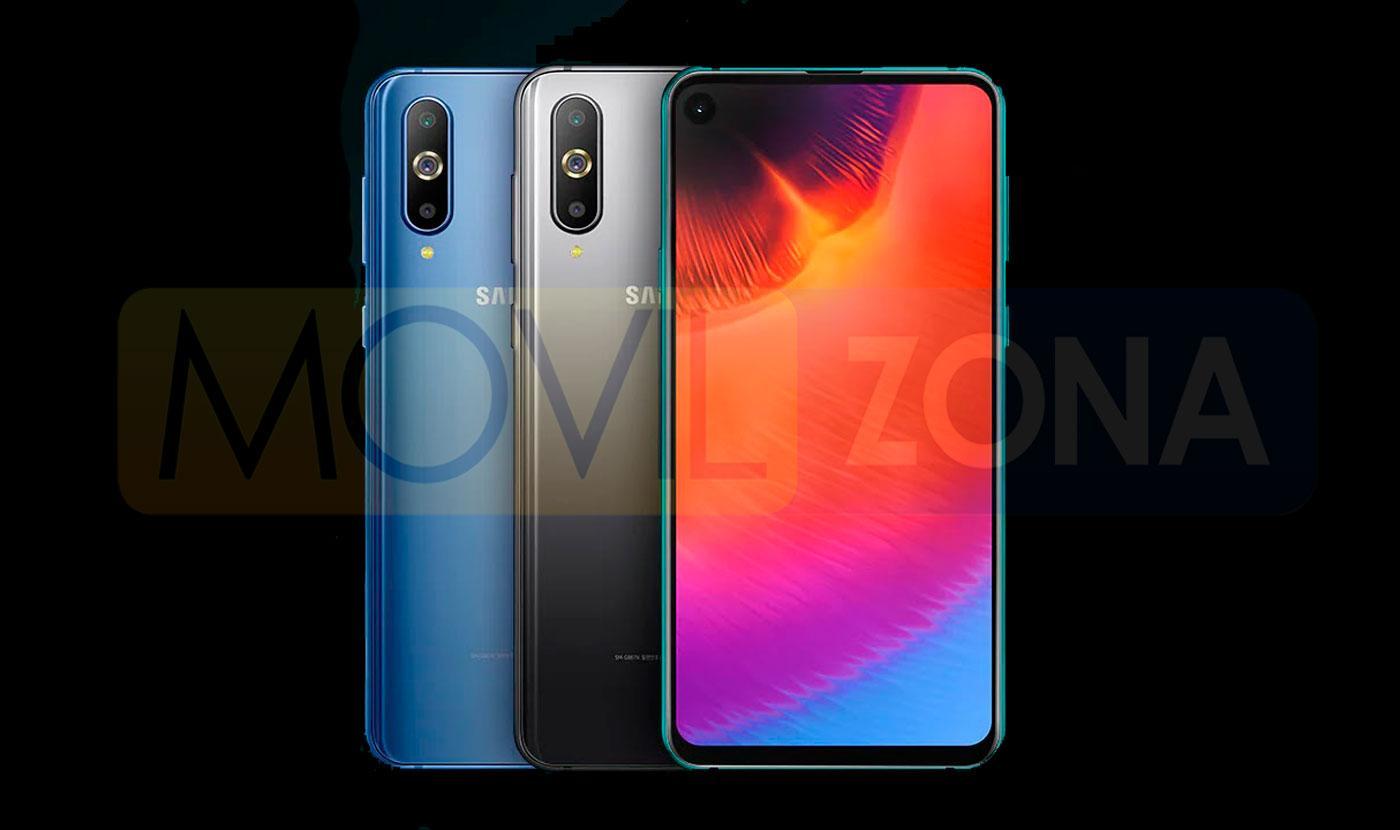 Samsung Galaxy A9 Pro color
