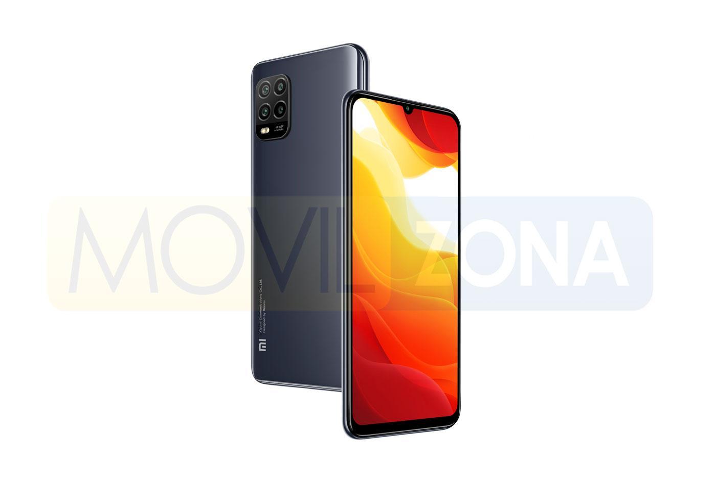 Xiaomi Mi 10 Lite 5G negro