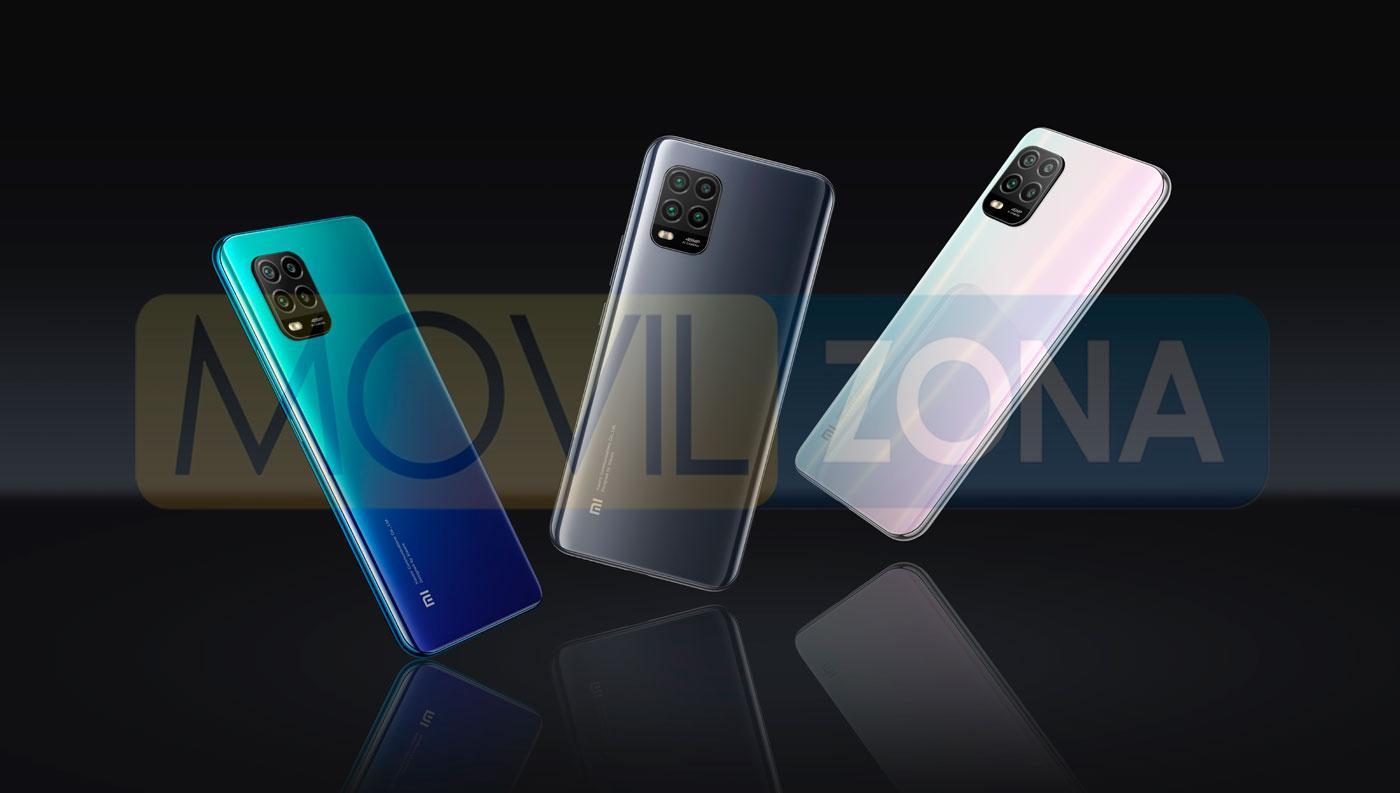 Xiaomi Mi 10 Lite 5G color