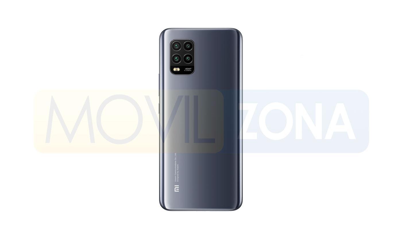 Xiaomi Mi 10 Lite 5G cámara