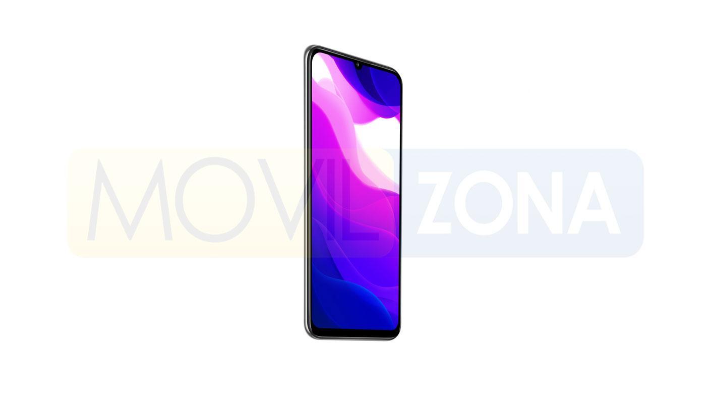 Xiaomi Mi 10 Lite 5G pantalla
