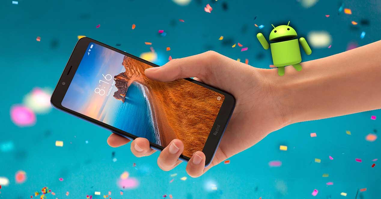 Android 10 Redmi 7A