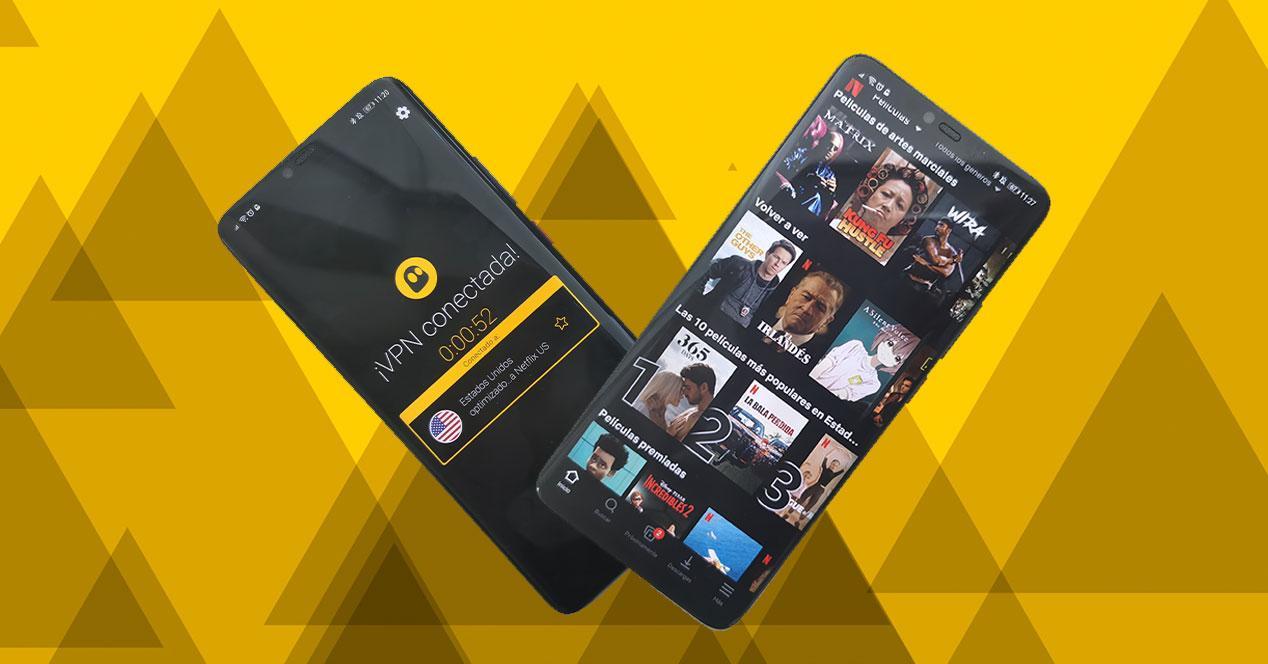 vpn en móvil Huawei
