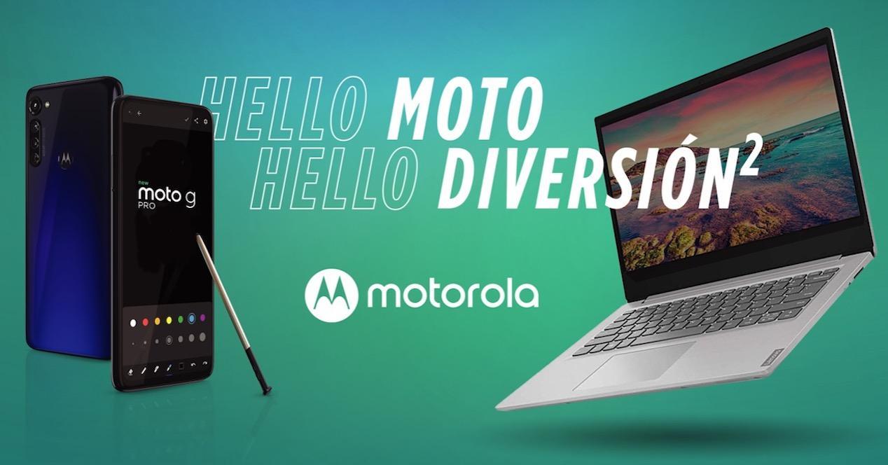 concurso Motorola
