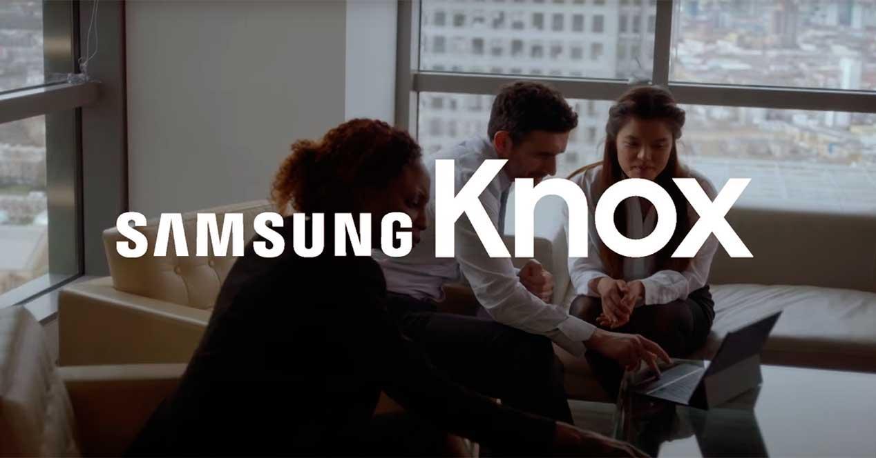 Samsung Knox Suite