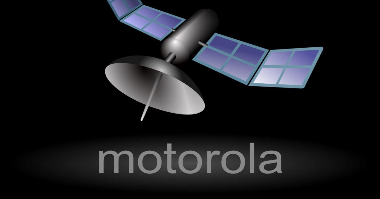 logo motorola y gps