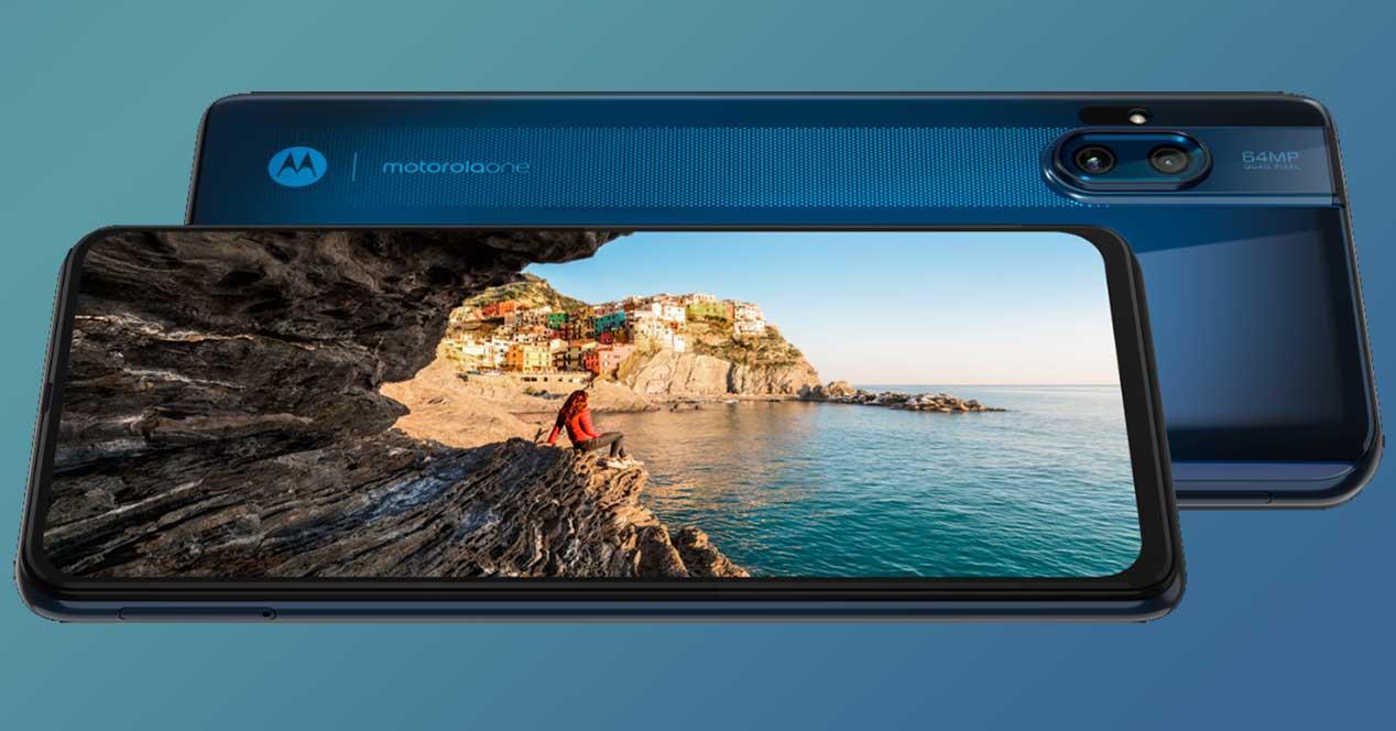 pantalla bloqueo Motorola