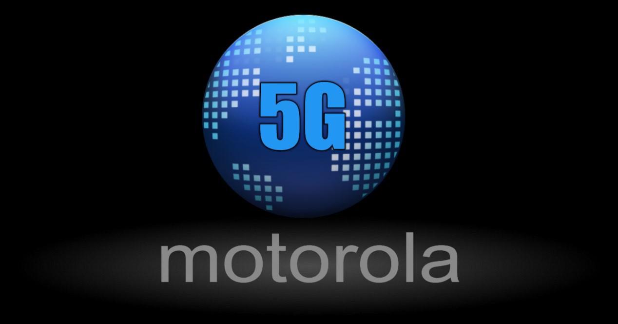 motorola y logo 5g