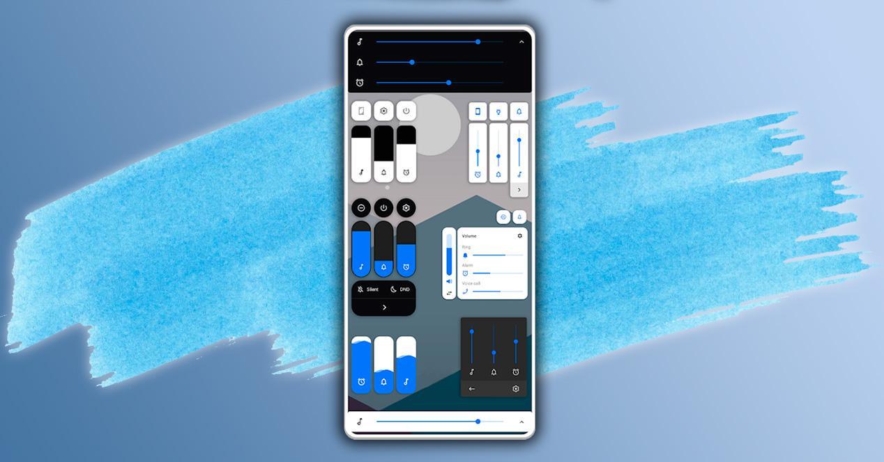 personalizar audio android volumen
