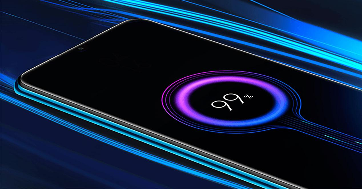 batería móvil Xiaomi