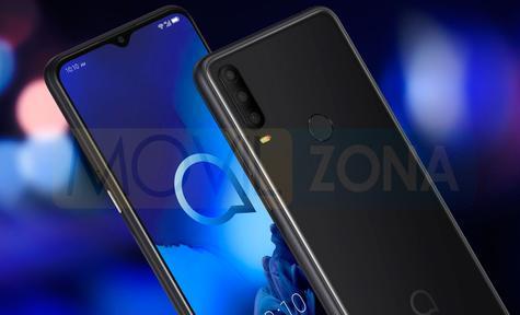 Alcatel 3X 2020 cámara
