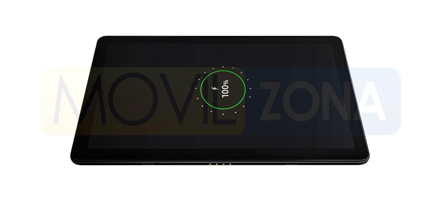 Galaxy Tab S4 batería