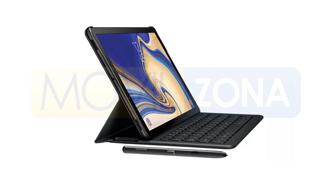 Galaxy Tab S4 teclado
