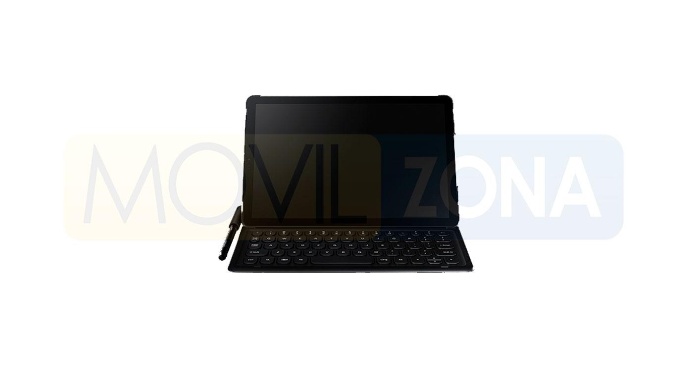 Galaxy Tab S4 diseño