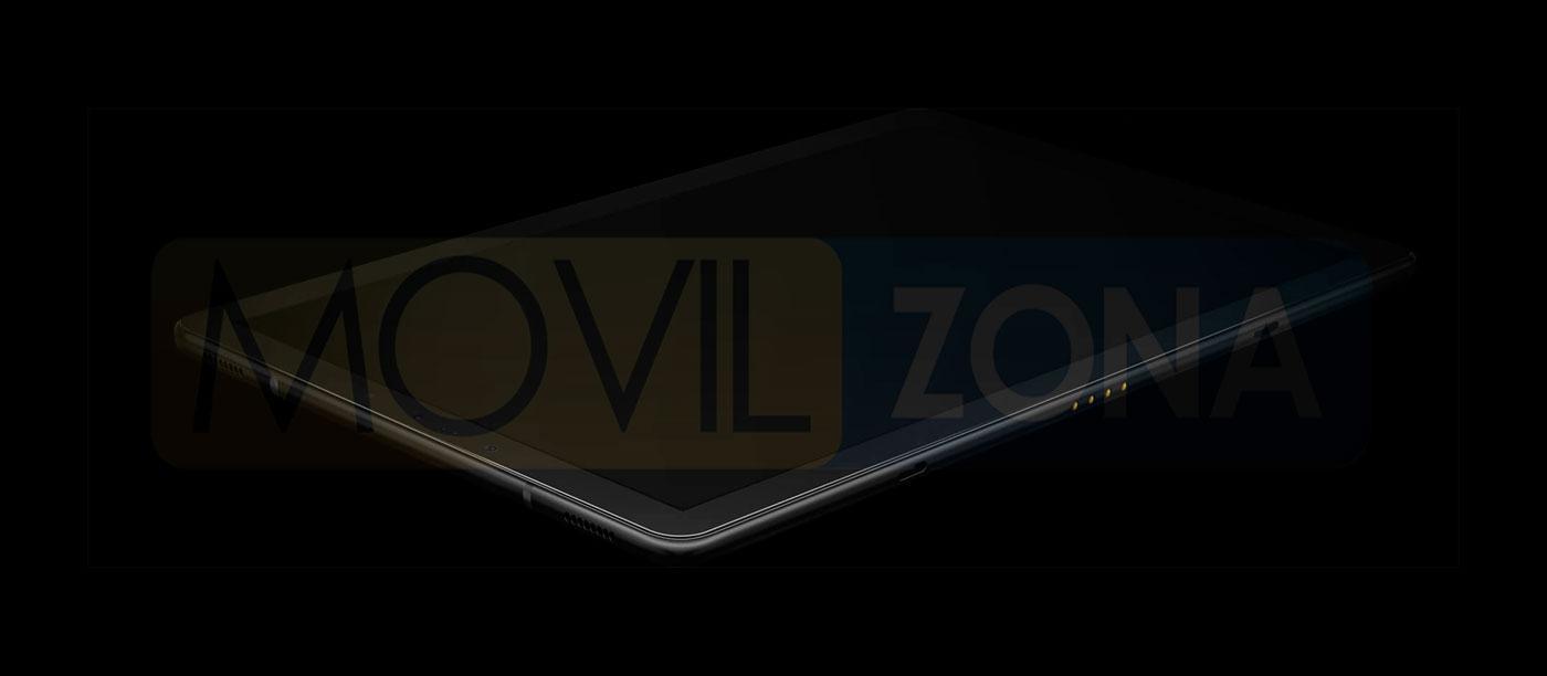 Galaxy Tab S4 pantalla