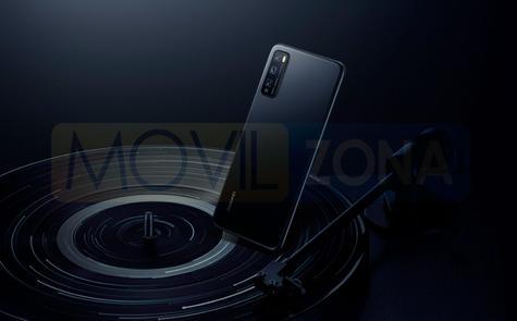 Huawei Enjoy Z negro