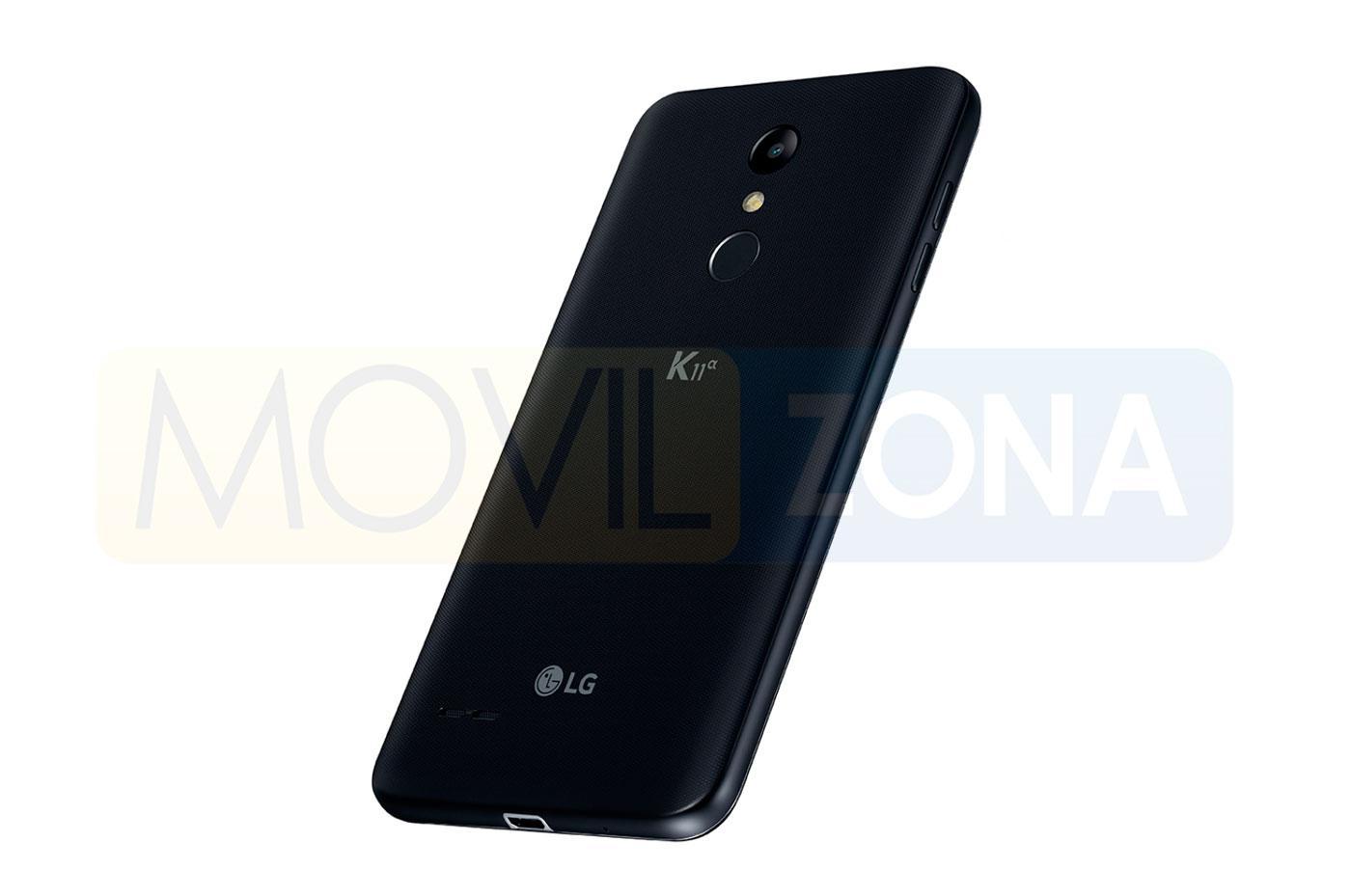LG K11 Alpha cámara