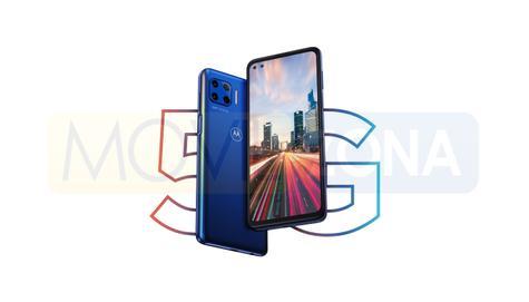 Moto G 5G Plus diseño
