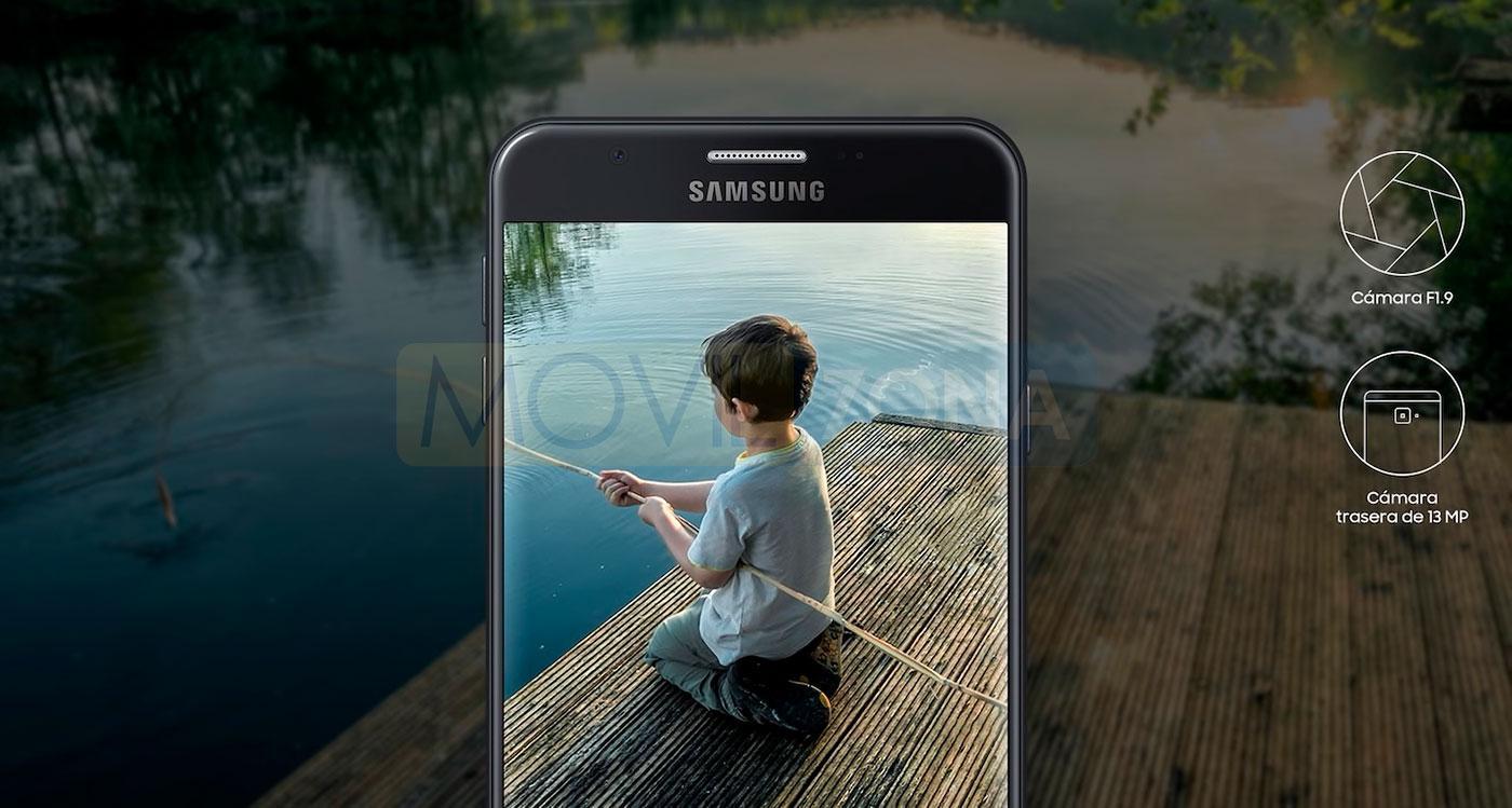 Samsung Galaxy J7 Prime 2 cámara