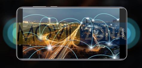 TP-Link Neffos C9 pantalla