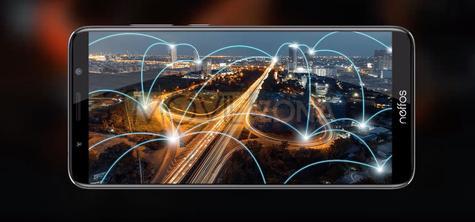 TP Link Neffos C9A pantalla