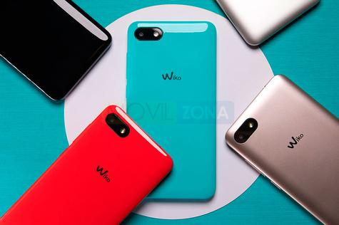 Wiko Sunny 3 color
