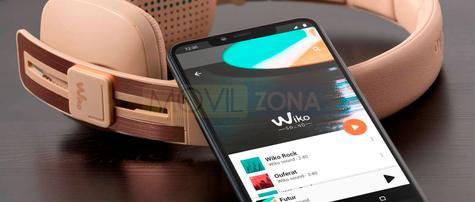 Wiko View 2 Plus pantalla