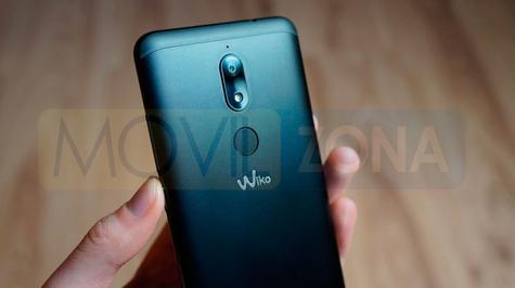 Wiko View Prime cámara