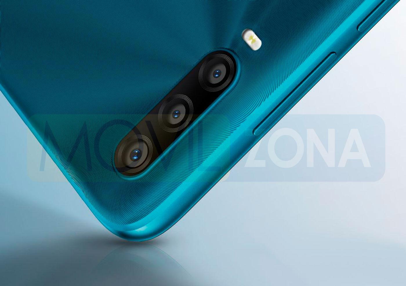 alcatel 1SE 2020 cámara