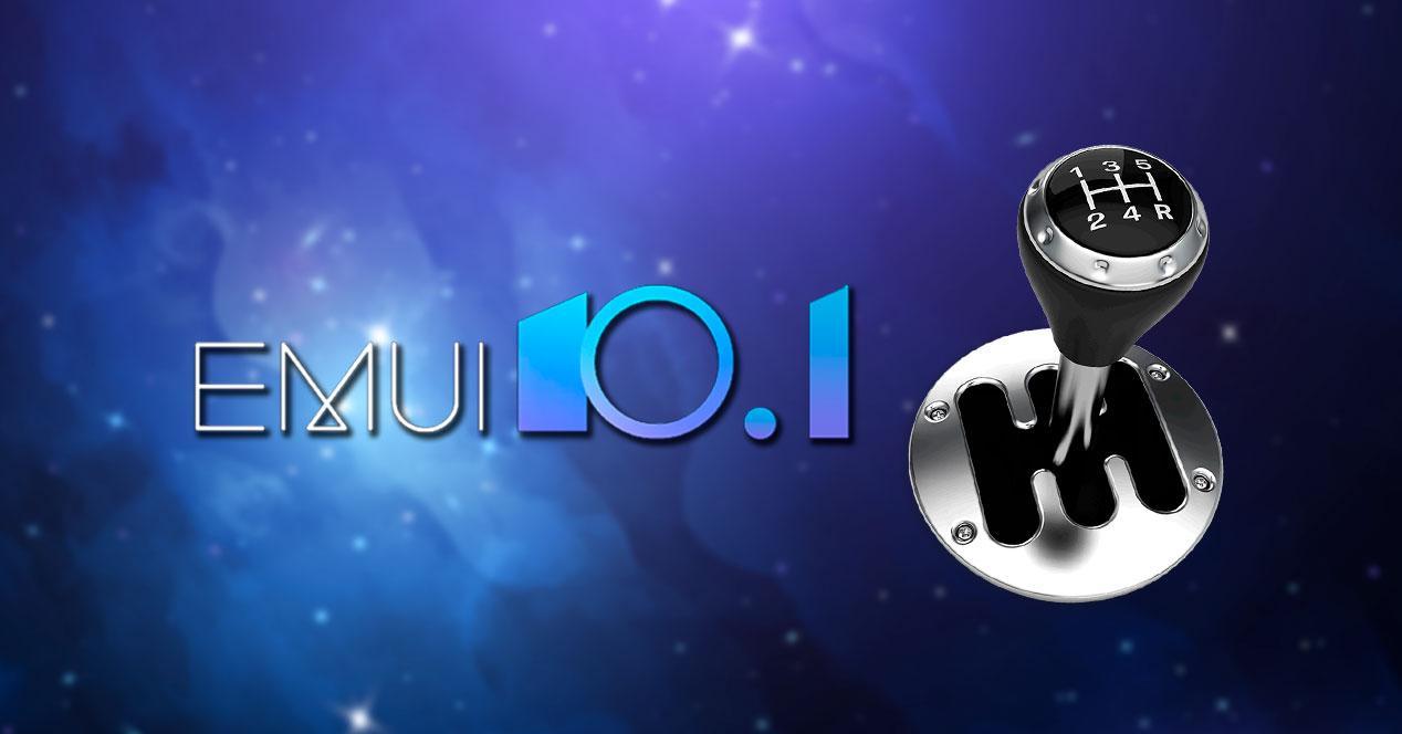 cambios EMUI 10.1
