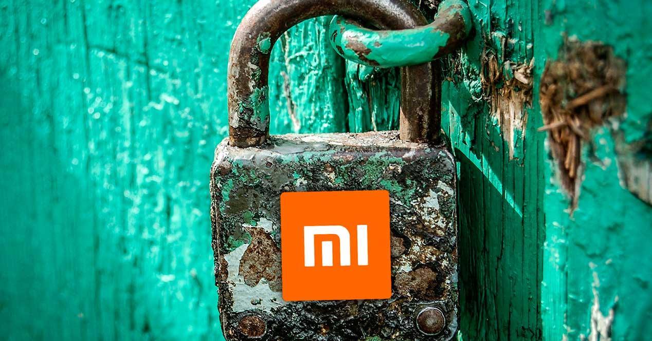 bloquear apps Xiaomi
