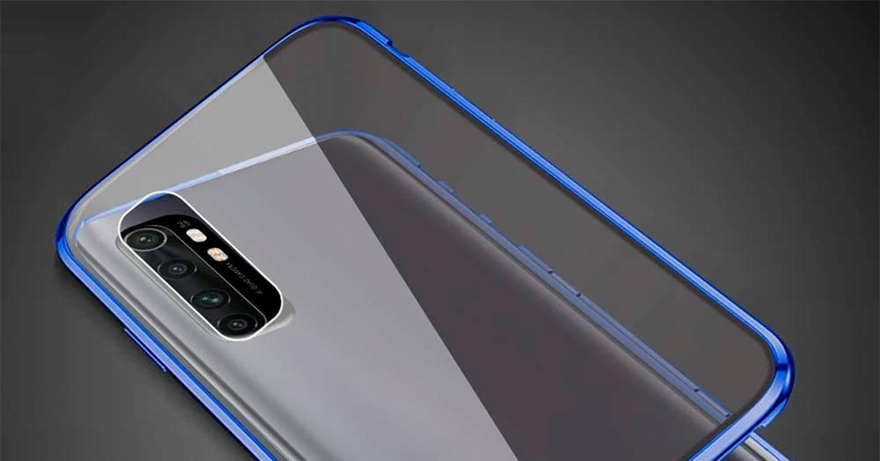 fundas Xiaomi Mi Note 10 Lite
