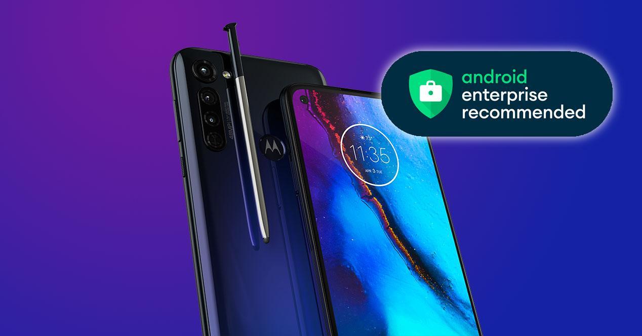 Moto G Pro Android Enterprise