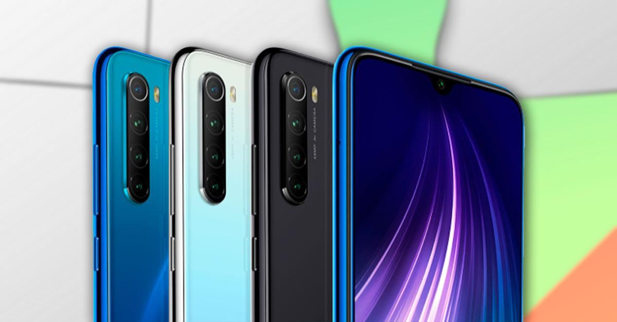 Redmi Note 8 Play Services