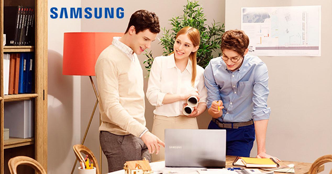 Samsung pymes españa