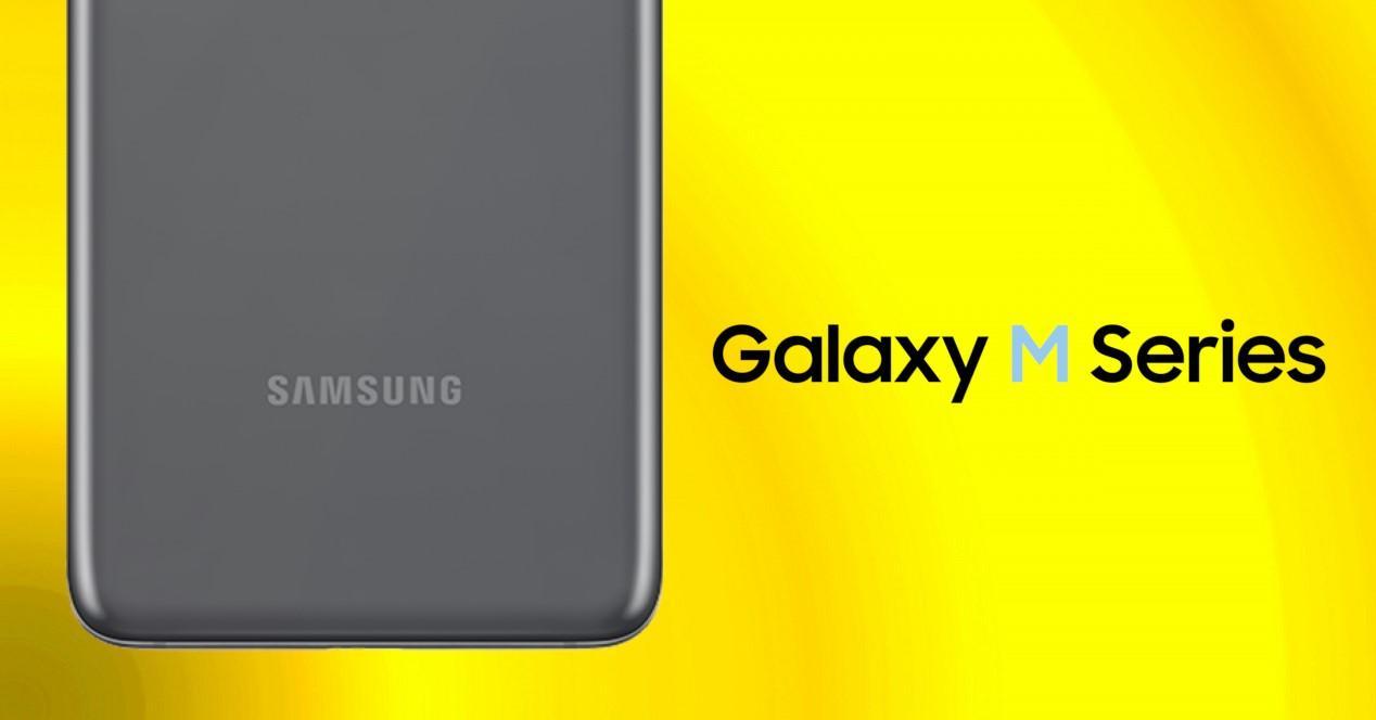 samsung y logo amarillo m series