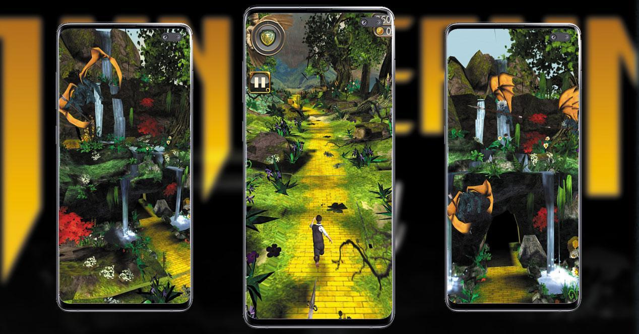 Juego Android Jungle Final Run