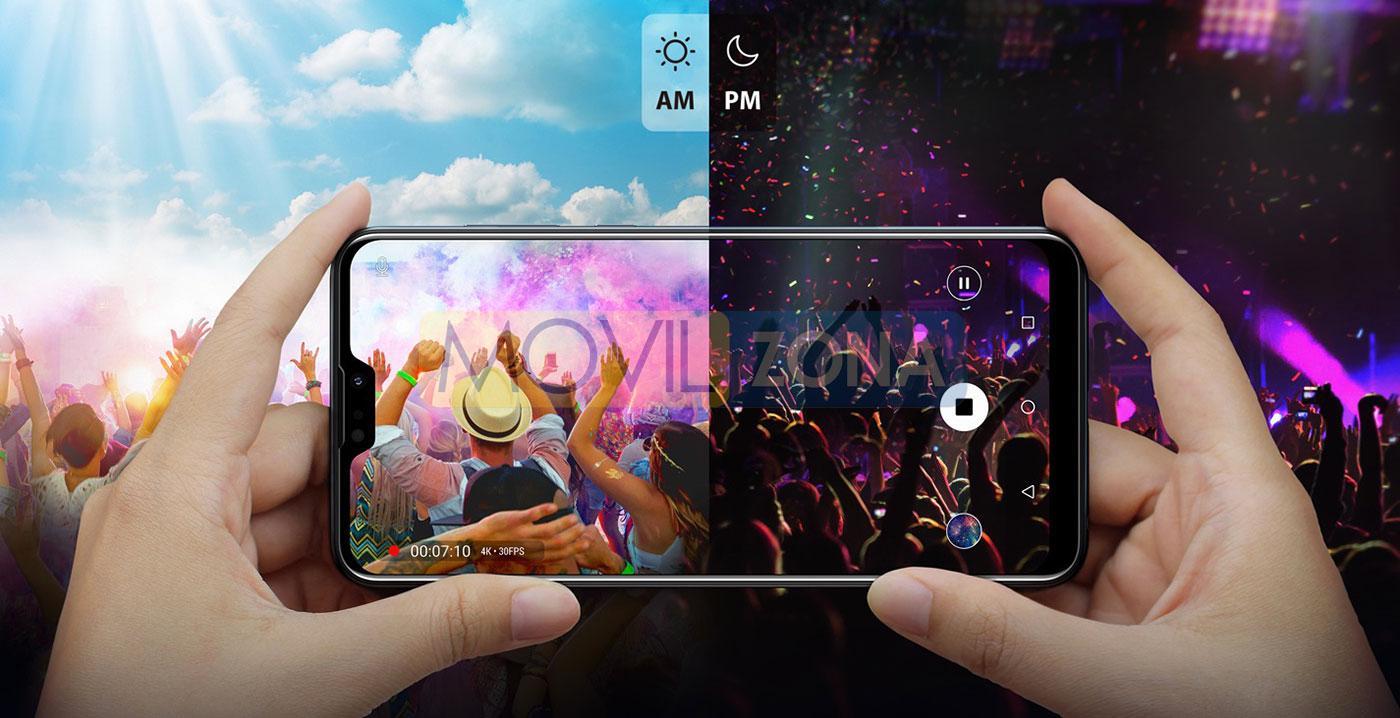 Asus Zenfone Max Pro M2 pantalla