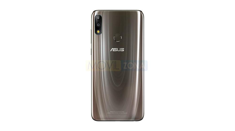 Asus Zenfone Max Pro M2 trasera