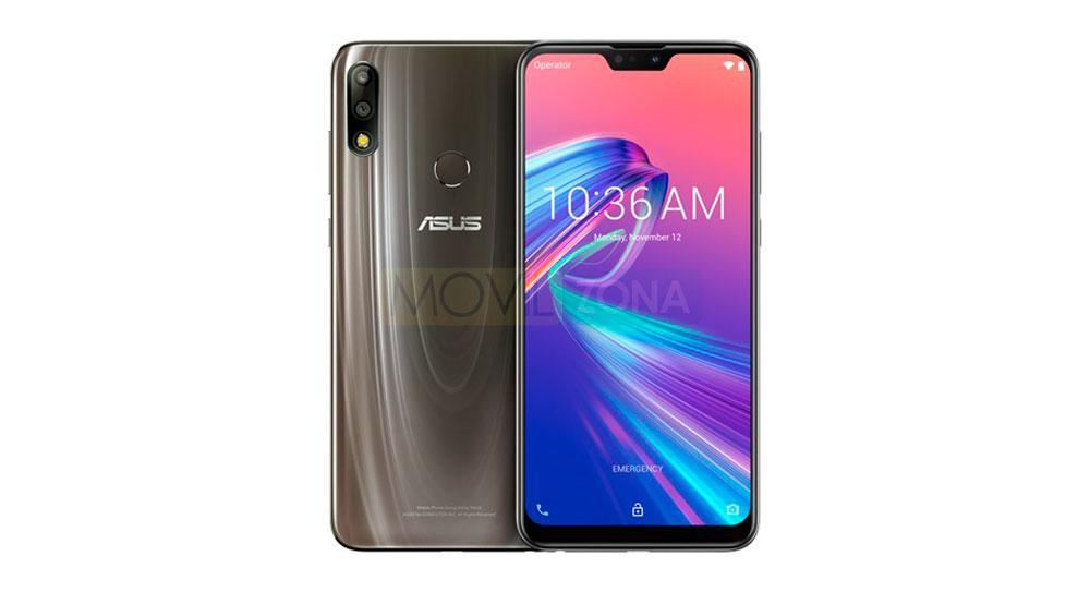 Asus Zenfone Max Pro M2 diseño
