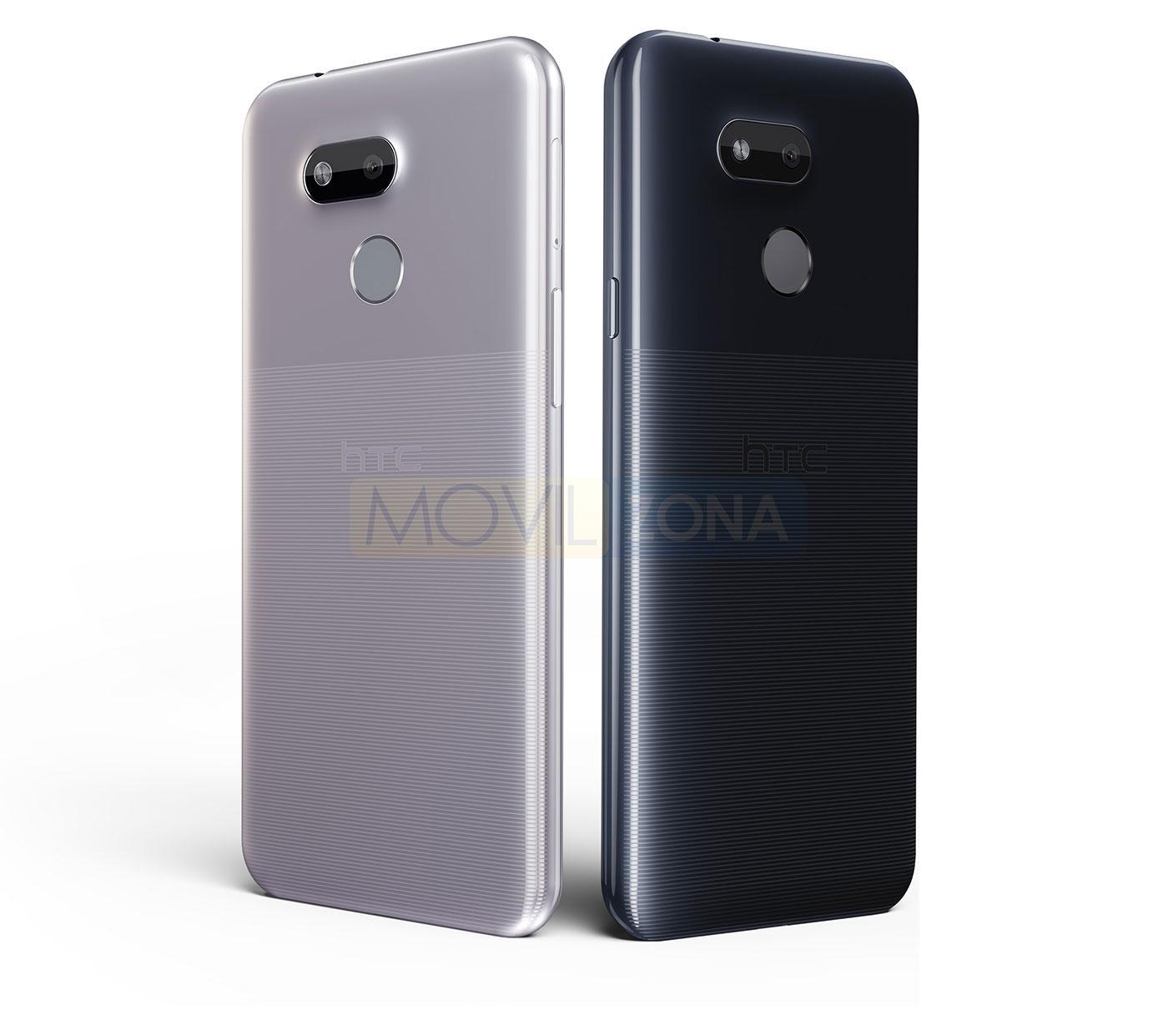 HTC Desire 12s color